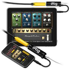 Интерфейс для iPhone, iPod touch и iPad IK MULTIMEDIA IRIG